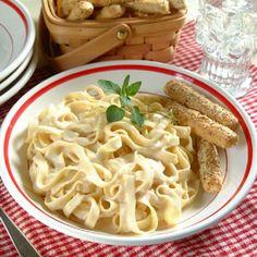 Hearty Freshly-Made Meals on Pinterest | Mushroom Ravioli, Cheese Tor ...