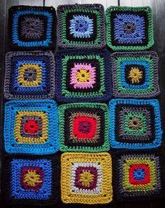 omⒶ KOPPA - Colorful Screen coat - squares