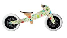 3 in 1! From trike to small bike to big bike: Wishbone bike - Limited Edition Apple-A-Day from 1 year