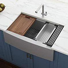 21 Best Kitchen Sinks Ideas In 2021 Best Kitchen Sinks Kitchen Sink Sink