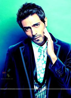 Arjun Rampal (b. 26 Nov 1972) is an Indian film actor. #Bollywood