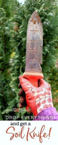 Soil Knife: The All-
