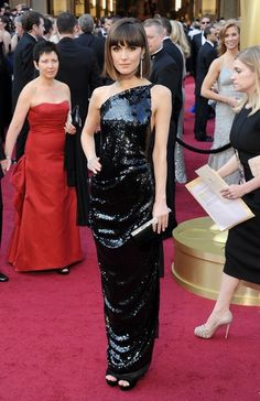 #oscarfashion A better look at Rose Byrne