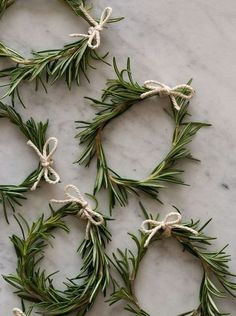 Once the rosemary wreaths are dry, toss one in your fireplace.  You will love it!(bh) Wreaths, Home Decor, Homemade Home Decor, Deco Mesh Wreaths, Interior Design, Decoration Home, Garlands, Home Interiors, Bouquet