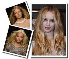 Suelto, con brillo y un matiz wet #hairstyle, así son los cabellos para esta temporada