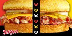 Dickey's Barbecue - New Cornbread Bun Sandwiches