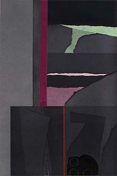 (Untitled #1) / 1973 / Louise Nevelson; Pace Editions, Inc. (Publisher) / color aquatint and collage on paper