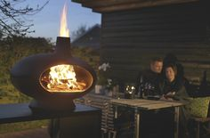 Wood Fired Pizza Ovens and Grills Morso Forno Outdoor Oven Outdoor Stone, Outdoor Fire, Outdoor Living, Outdoor Decor, Bbq Grill, Hygge, Morso Stoves, Modern Ovens, Architecture