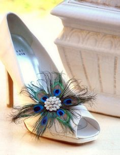Gorgeous shoe clip!