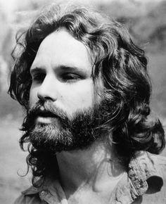 Jim Morrison photographed by Edmund Teske, 1969.