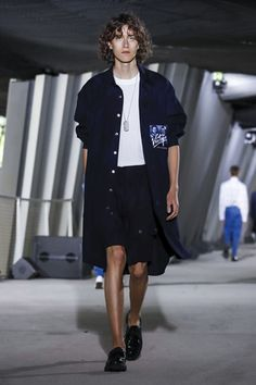 Etudes Menswear Spring Summer 2018 Paris