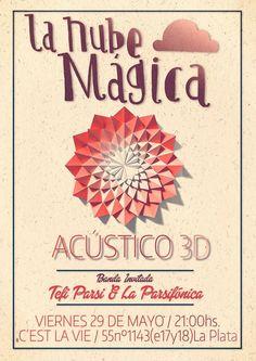 Con la Nube Mágica en La Plata!