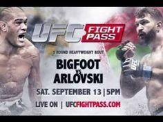 "UFC After Show For Fight Night 51 ""Big Foot vs Arlovski 2""   AfterBuzz TV"