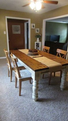husky farmhouse table diy farmhouse table furniture projects wood furniture diy table