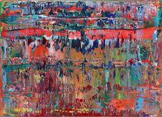 Abstract Painting [939-4] » Art » Gerhard Richter