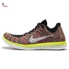 WMNS Zoom Winflo 4, Chaussures de Running Femme, Noir (Noir/Gris Foncé/Blanc), 40.5 EUNike