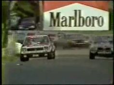 The legendary last lap of the 1979 Bathurst enduro. Peter Brock takes the race win by a massive six lap lead, setting a new lap record on this final lap. Holden Muscle Cars, Aussie Muscle Cars, Holden Australia, The Great Race, V8 Supercars, Race Tracks, Custom Vans, Western Australia, Hot Cars