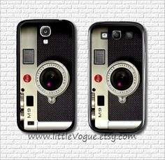 Vintage Camera M9 phone case, phone cover, Samsung Galaxy S2 case, Galaxy s3 case, Galaxy s4 case, case for galaxy s2, galaxy s3, s4