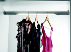 Garderobe stang