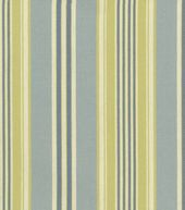Home Decor Print Fabric-Waverly Porch Swinger Chambray  curtains for the dining room