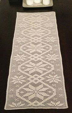 Free Patterns Archives - Beautiful Crochet Patterns and Knitting Patterns Crochet Flower Patterns, Doily Patterns, Crochet Flowers, Knitting Patterns, Crochet Table Runner Pattern, Crochet Tablecloth, Thread Crochet, Crochet Stitches, Crochet Dollies
