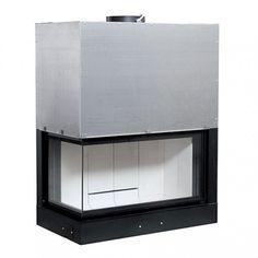 MCZ Forma 95 dxsx - Wood Burning Fireplace Insert