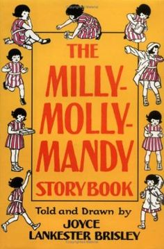 "Scroll down a little more than half way down the page, just past the Sonlight section, to ""Other Books"" and you'll find two sets of printable pages for the book, The Milly-Molly-Mandy Storybook"