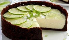 Snadný Citrónový/Limetkový dort