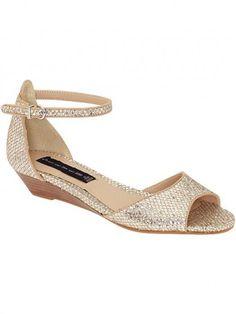 Go Buy Now: Metallic Sandals | theglitterguide.com
