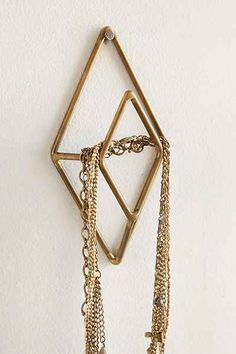 Geo Diamond Wall Hook