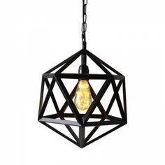 #LámparaLED #Geométrica #E27 #IluminaciónLED #BarcelonaLED