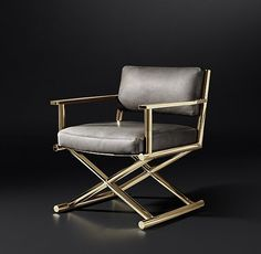 Altman Leather Chair
