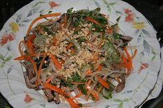 Vietnamese Snake Salad