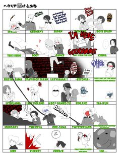 OH MY GOD THE 1st ONE I SAW WAS AMERICA AND IGGY!!!! (fangirls) USUK!!!!!!