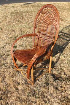 Bent Willow Chair… the Epilogue… Log Cabin Furniture, Rustic Wood Furniture, Western Furniture, Furniture Design, Rustic Cabin Decor, Lodge Decor, Rustic Cabins, Log Cabins, Sisal