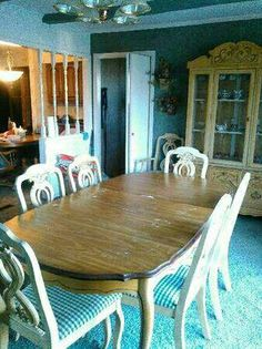 Glass Table And Four Chairs  $175 Millington  Craigslist Magnificent Craigslist Nj Dining Room Set Design Ideas