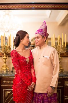 Palembang Style Engagement Reception - www.thebridedept.com