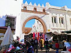 tetuan: puerta de la luneta Art And Architecture, Street View, Morocco, Countries, Cities, Fotografia, Traveling, Pictures
