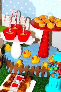 Peppa Pig Birthday Party Ideas | Photo 11 of 28