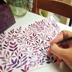 watercolor patterns - Google Search