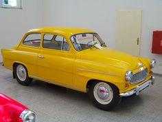 1962 Škoda Octavia 985