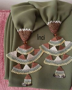 Costume Jewelry, Knots, Elsa, Tassels, Costumes, Sewing, Crafts, Fashion, Creativity