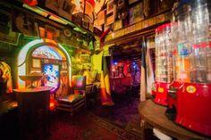 Huit bars bruxellois où siroter son verre au moins une fois - lesoir.be