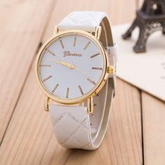 Classic Diamond Plaid Strap Watch sold by Watch Me. Shop more products from Watch Me on Storenvy, the home of independent small businesses all over the world.