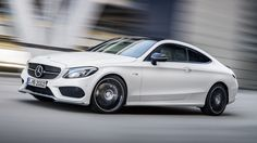 2017 Mercedes-AMG C43 Coupe gets its power from a V6 Biturbo engine with the displacement of 3.0 liters. This powertrain gives 362 ponies @ 6000 PRM...Price  #AMGC43Coupe