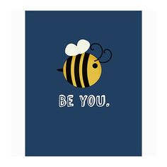 Inspire Kids With Encouraging Art Prints Motivational Quotes For Women, Motivational Posters, Quote Posters, Inspirational Quotes, Quotes Positive, Bee Quotes, Wisdom Quotes, Quotes Quotes, I Love Bees