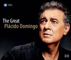 Placido Domingo - Great Placido Domingo