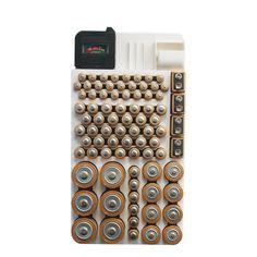 Range Kleen Battery Storage Rack