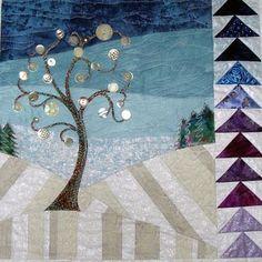Arbol patch invierno