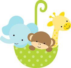 Image result for imagenes tiernas de bebes en caricaturas coloridas